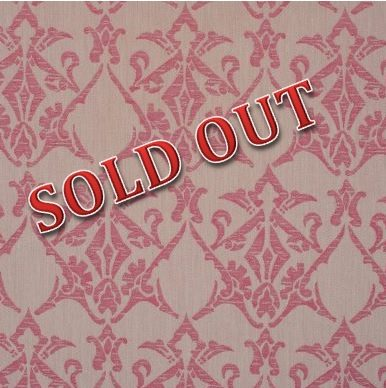 SOLD OUT Aladdin - Cerise
