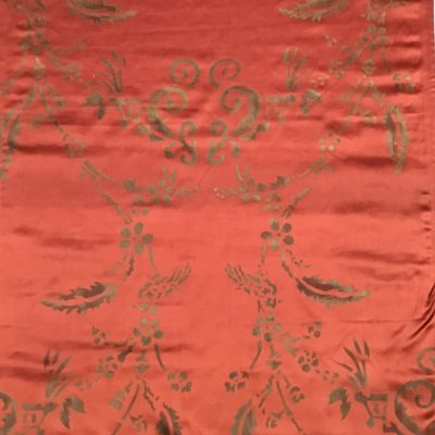 Ss chinois Chinese red